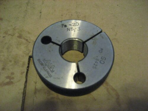 D2106-1 7//8-20 GO THREAD RING GAGE