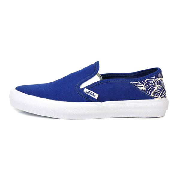 New VANS damen Slip On Surf BlauPRINT VN-019SIRC US W 5.5 - 8.5 TAKSE