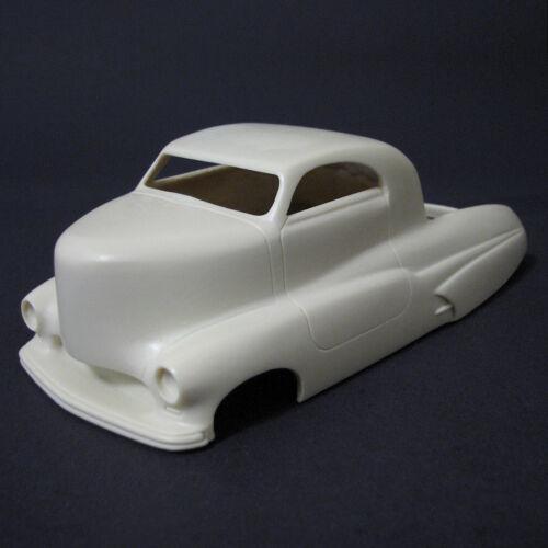 NB289 Jimmy Flintstone1//25 scale resin Mercury Cab Over Shop Truck body