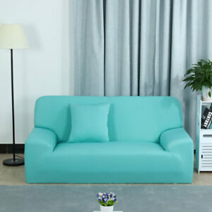 uxcell stretch sofa slipcover covers 3 seater protector couch rh ebay com