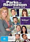 Parks And Recreation : Season 5 (DVD, 2014, 4-Disc Set)