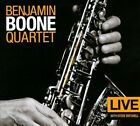 Live With Steve Mitchell by Benjamin Boone (CD)