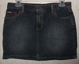 05379b11710 La foto se está cargando Para-Mujer-Juniors-Tommy-Hilfiger-Tommy -Jeans-envejecido-
