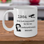 Book-themed-mug-1984-instruction-manual-Funny-George-Orwell-utopia-gift-cup thumbnail 3