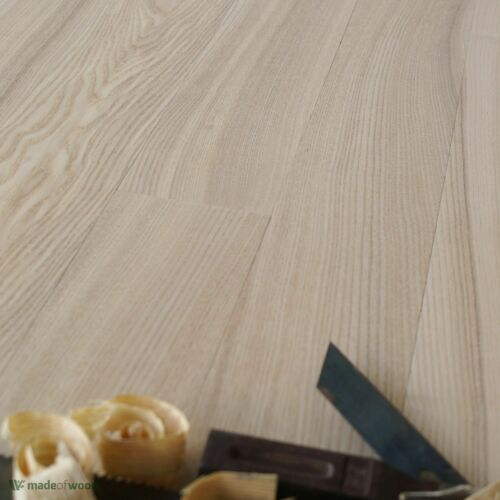 American Strip Flooring Ash Dark Prime Grade Solid Hardwood Narrow Plank DD29