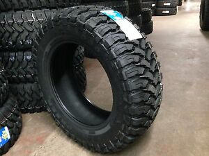 4 New 33 12 50 22 Comforser Mt Tires 10 Ply Mud 33 12 50 22 R22 1250