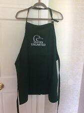 Ducks Unlimited Chef's Apron -- NEW
