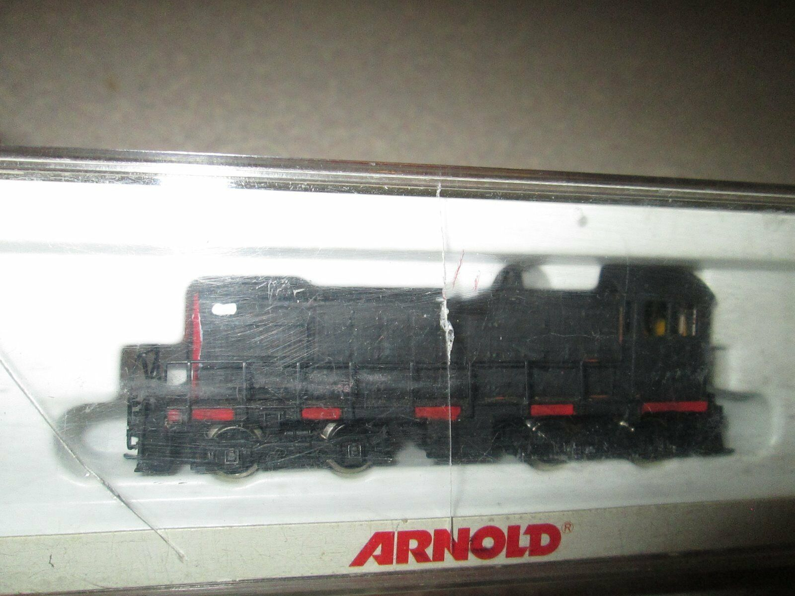 Vintage Arnold N Scale Locomotive made in Germany undecorated