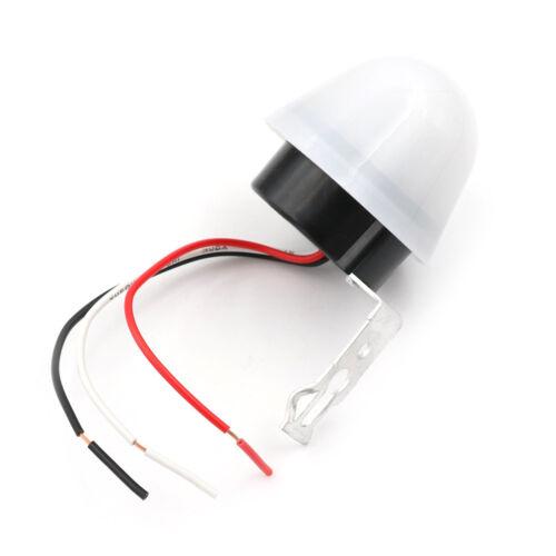 Adjustable sensitive Auto On Off Photocell street Light Switch DC12V 10A JT