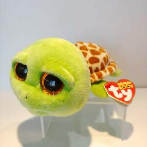 Zippy-the-Turtle-Ty-Beanie-Boo-Plush-Style-36109-Regular-6-15cm-NEW