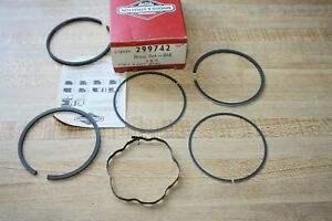 Briggs-amp-Stratton-Standard-Ring-Set-299742-298982-for-0902-amp-0907-Series-Eng