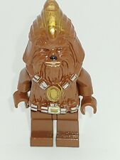 Lego Star Wars Warrior Wookie Mini Figure From Set 7258