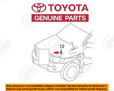 Genuine Toyota Support Rod Holder 53452-04010