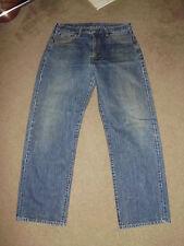 LEVI'S Men's 504Z-XX SELVEDGE 36 x 34 Straight Made in Japan Jeans LVC BIG E 501