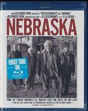 Nebraska (Blu-ray Disc, 2014, Canadian) BRAND NEW