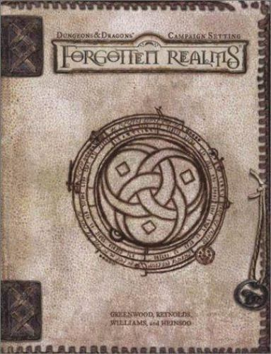 Forgotten Realms Campaign Setting [Dungeons & Dragons d20 3.0 Fantasy Roleplayin