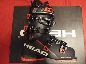 fa58453c24 Image is loading MENS-HEAD-VECTOR-EVO-110-SKI-BOOTS-Size-