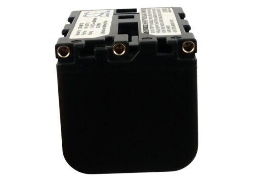 dcr-trv1 Dcr-trv27 Premium Batería Para Sony Hvl-ml20m Video Submarino Luz