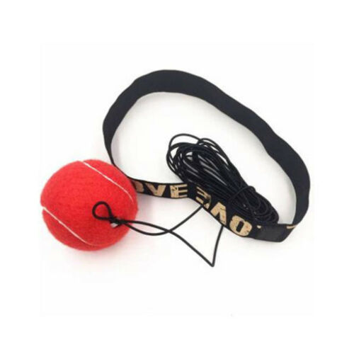 Boxing Punch Exercise Fight Ball With Head Band Fr Reflex Speed Training Boxing