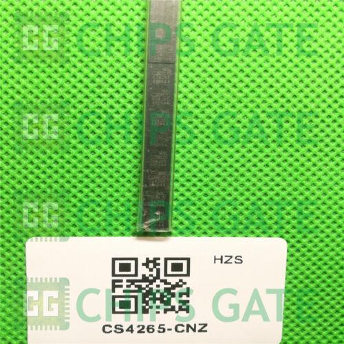 2PCS NEW CS4265-CNZ CIRRUS 06 QFN32