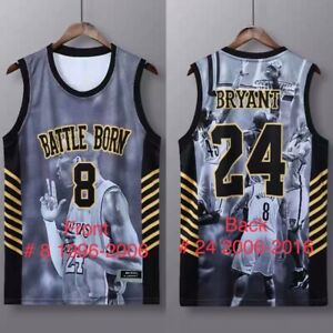 Details about Kobe Bryant #8 & 24 Los Angeles Lakers Special Collection Jersey- camouflage 5XL