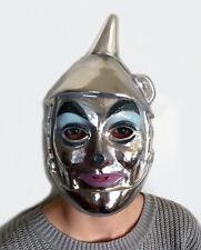 Vintage Wizard of Oz The Tin Man CHILD Halloween Mask
