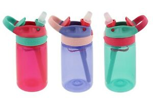 NEW Contigo Autospout Drink Water Bottle Straw 24oz// 709mL BPA-Free /& Leakproof!