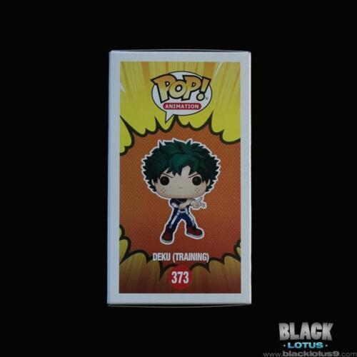 Deku Training My Hero Academia Series 2 S2 MHA Anime Pop IN STOCK 373 Funko Pop
