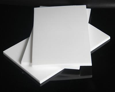 1pc 6mm New 300mmx300mmx6mm PTFE Teflon Sheet Plate White Engineering Plastic
