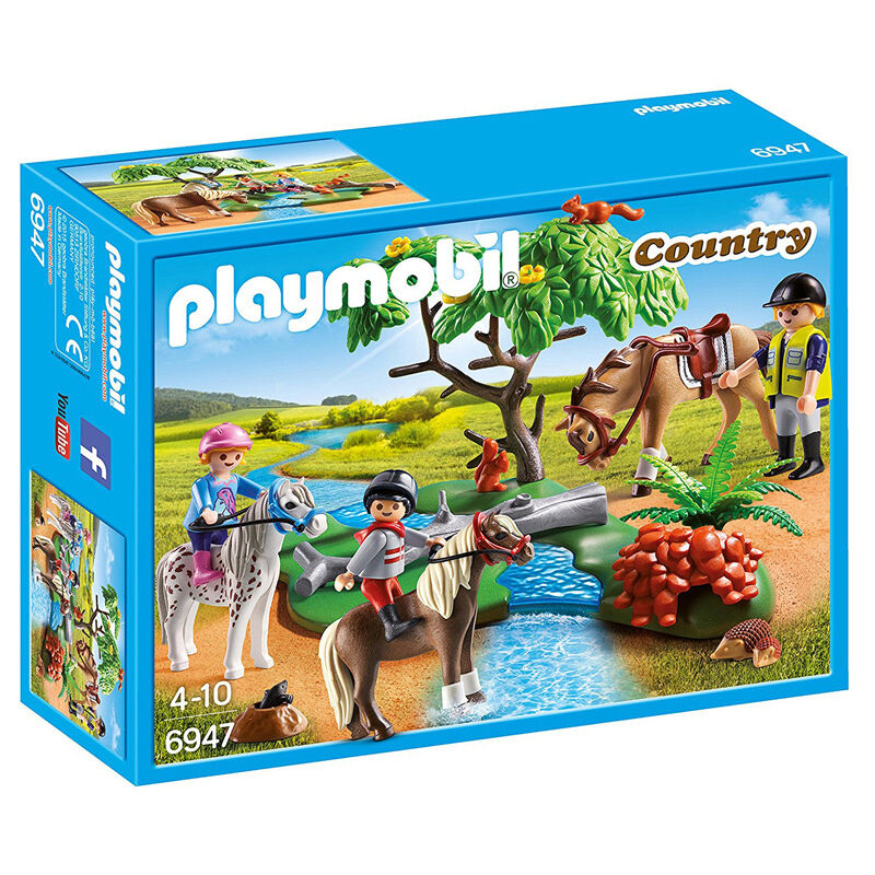 Playmobil Country Cheval Ride