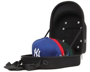 New Era 6 Cap Carrier Hat Storage System Transport Protect Carry ... 1b6d9f945d75