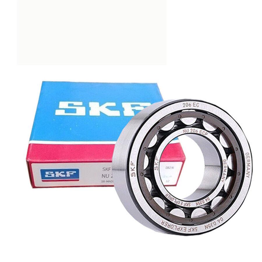 19 mm OD 30 mm Width 0.4044 mm ID SKF NU306 ECP Cylindrical Roller Bearings