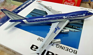 Alitalia Boeing B747-200 Baci Perugina I-demf - Scala 1:400 Die Cast - Jc Wings Parfait Dans L'ExéCution