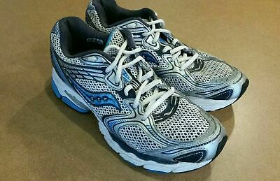 Running Shoes White 10053-1 Size US 9.5