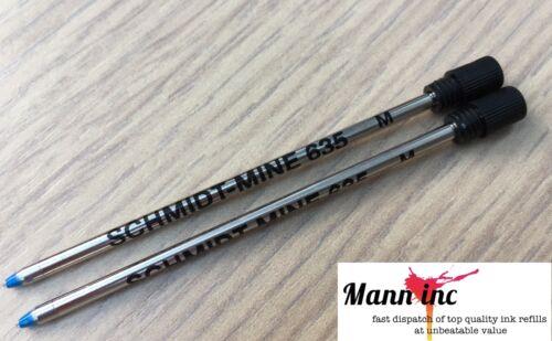 D1 Kugelschreiber Swarovski Auffüllbar Schmidt Mine 635 M Nachfüllpatrone Mit
