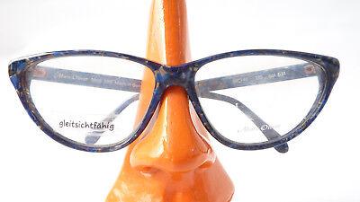 Augenoptik Kleidung & Accessoires Das Beste Schmetterlingsbrille Groß Cateye Damen Gestell Marke Marc Oliver Lila Blau Gr M Volumen Groß