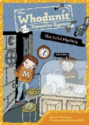 GOLD MYSTERY #8 ( WHODUNIT DETECTIVE AGENCY) By Martin