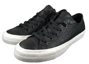 bc403813a4d4 Converse Chuck II by John Varvatos CTAS OX Coated Leather Sneaker ...