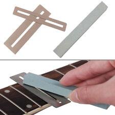 Fretboard Guard Protector /& Fretwire File Sanding Polish Gitarrenbauer Tool R3T5