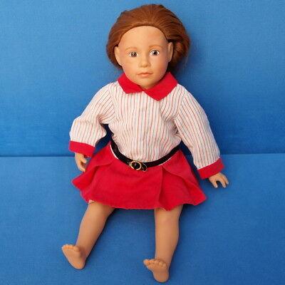 Sigikid KÜnstlerpuppe 26032 Gabriele Brill 76/20 Puppe Doll 50 Cm Dolls & Bears Art Dolls-ooak