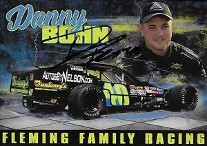 2016 Danny Bohn Autos By Nelson Dunleavy 40 Nascar Whelen Ow