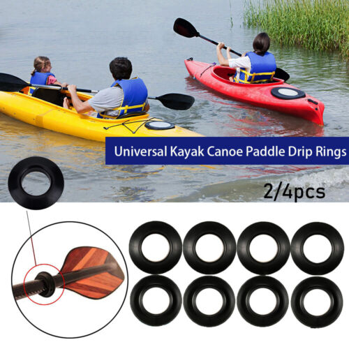 Splash Guards Drip Ring Replacement Propel Paddle Parts Kayak Oar Accessories