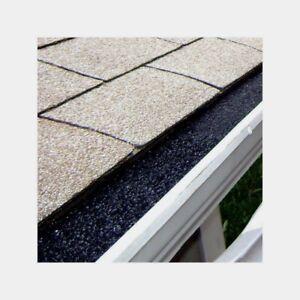 Gutterstuff Gutter Guard Polyester Foam Insert Blocks Roof