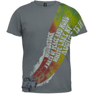Woodstock-Road-To-Travel-Adult-Mens-T-Shirt