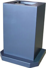 American Changer Ac2076 High Security Gavaneal Steel Pedestal Base