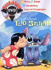 Lilo and Stitch: DVD Read-Along (DVD, 2002)