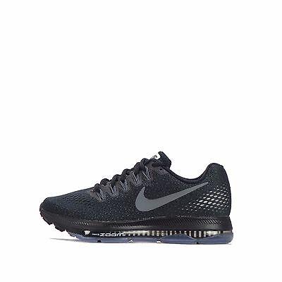 Nike Zoom tutto fuori Low Donna Scarpe Da Corsa NeroAntracite | eBay