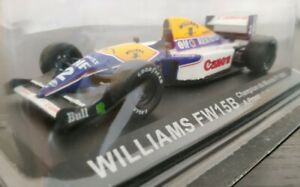 1-43-WILLIAMS-FW15B-A-PROST-F1-1993-COCHE-DE-METAL-COLECCION-A-ESCALA
