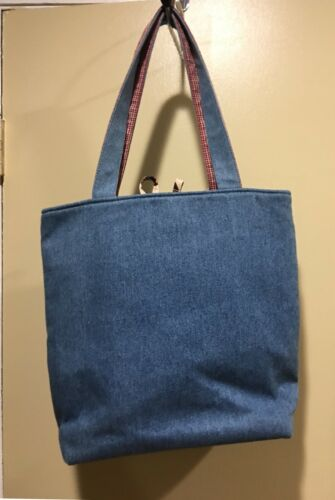 Timi Leslie new ~~ Handbag reversible Cotton ~~ 100 wwpaqdr