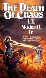 l.e. modesitt jr.s saga of recluce novel fall of angels